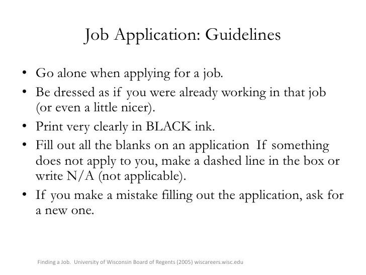 application for job sample - Josemulinohouse