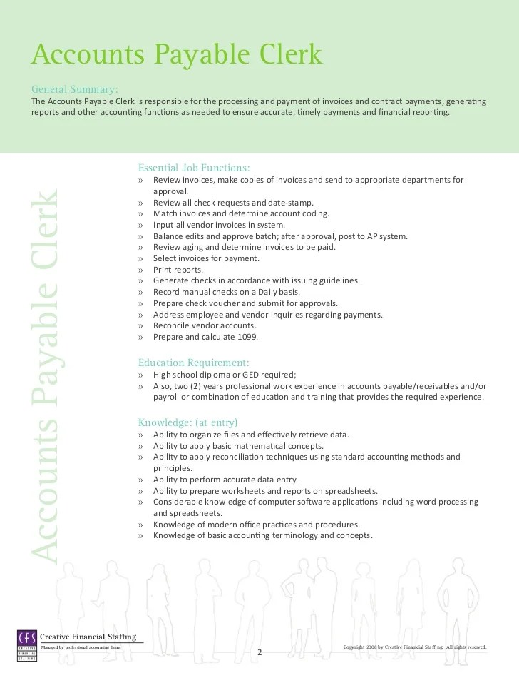 Abstract Clerk Cover Letter Cover Letter Accounts Payable Specialist - abstract clerk sample resume