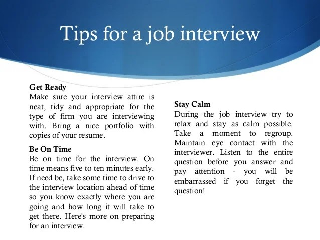 question to ask during an interview