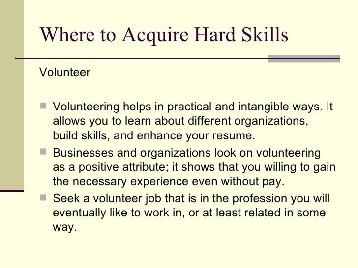 hard skills resume - Alannoscrapleftbehind