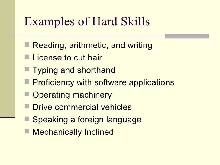 additional skills resume examples - Josemulinohouse