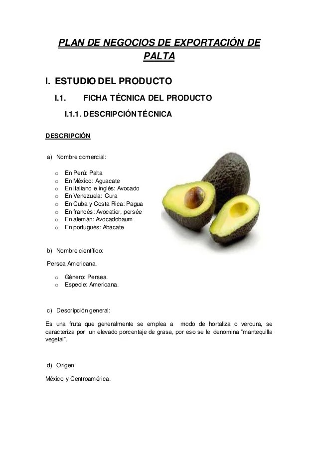 Avocado Boom Julio 001