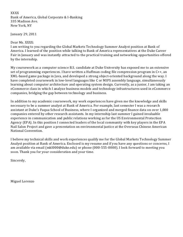 cover letter science - Canasbergdorfbib
