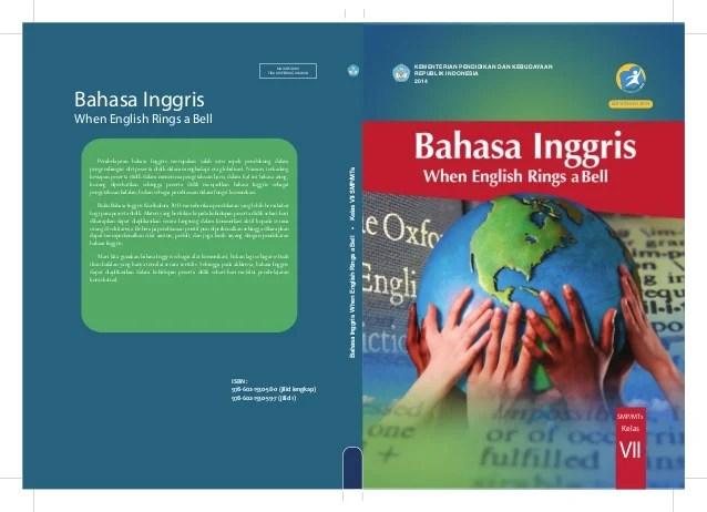 Rpp Bahasa Inggris Rpp Bahasa Inggris Kelas 2 Sd Belajaringgris Buku Bahasa Inggris Kelas 7 Quot;when English Rings A Bellquot; Untuk Siswa