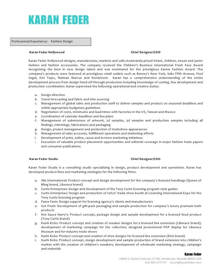 chief designer resume - Yokkubkireklamowe