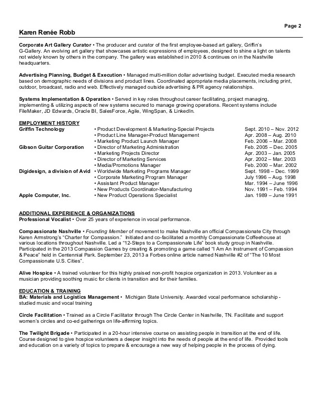 art gallery resumes - Akbagreenw - art producer sample resume