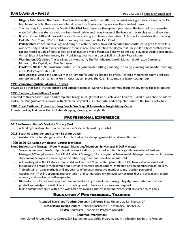 resume format for tour guide professional resumes sample online - Tour Guide Resume