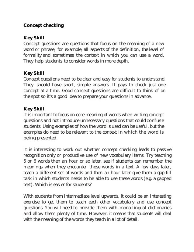 define key skills nonacademic skills are key to success but what