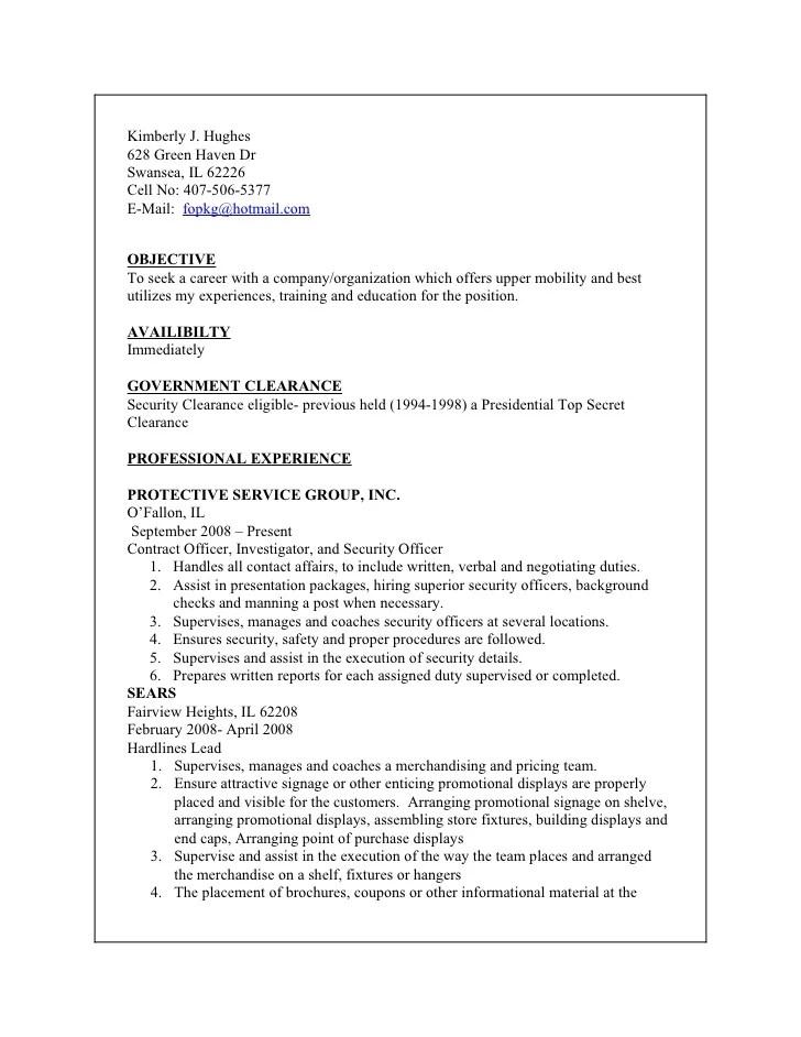 Resume Quality Paper - Quality control resume