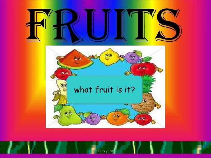 Download Bahasa Inggris 1 Sd Soal Tes Bahasa Inggris Kls 1 Slideshare Kinds Of Fruit Bahan Ajar Bahasa Inggris Kelas 1 3 Sd