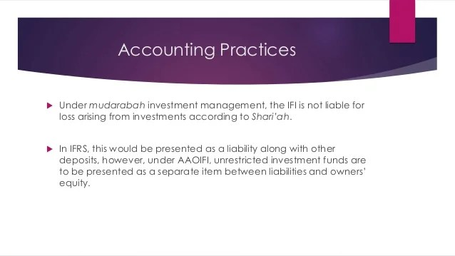 Case Study Letter Of Credit Risk Management Cie Sourcing Issues And Concerns In The Financial Reporting Of Islamic