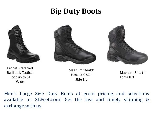 Large And Extra Wide Mens Shoes Store Xlfeetcom