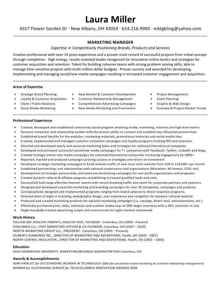 Job Description Examples For Public Relations – Public Relations Sample Resume