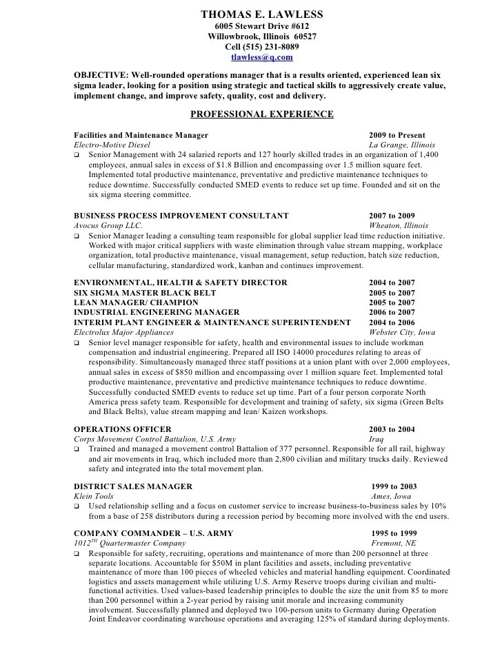 army resume - Apmayssconstruction