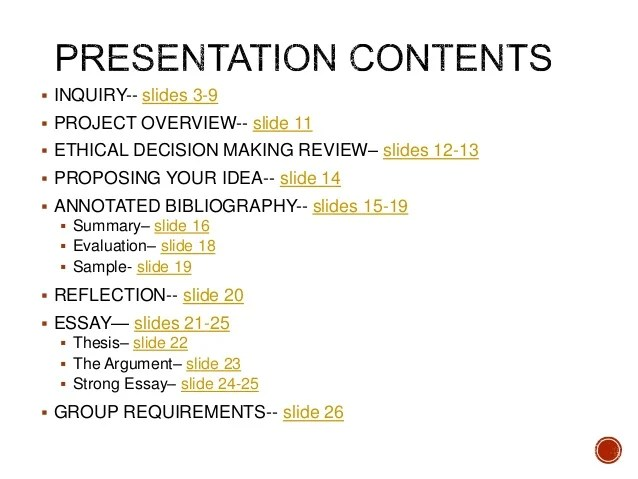 evaluation essay sample