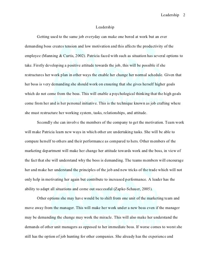 Free Scholarship Essays And Papers 123helpme Prime Essay Writings Sample Leadership Essay