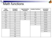 Floor Ceiling Function Matlab | Integralbook.com