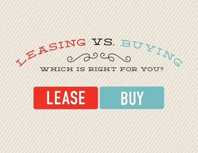 buying a car versus leasing