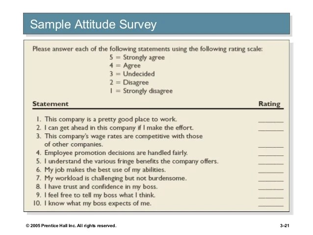 sample questionnaire on job satisfaction - Onwebioinnovate