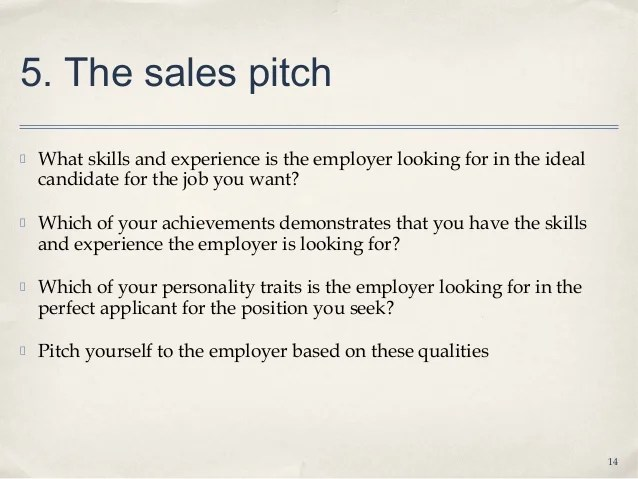 5 Tips For Writing A Good Job Pitch Wamda Lecture 31 How To Write A Cover Letter Student Notes