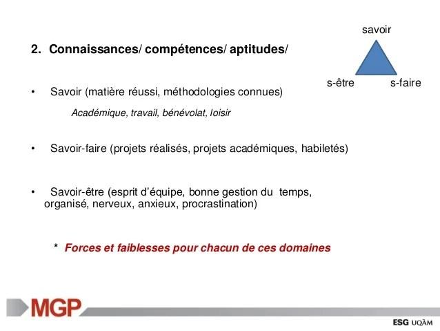 se decrire sur un cv competences gestion atelier