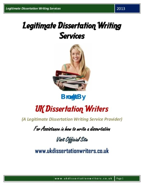 Thesis Writing Service: Who We Are and How We Operate