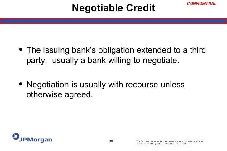 usuance letter of credit - Format - sample letter of credit
