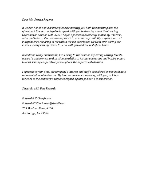 Thank You Follow Up Letter Format Of Follow Up Letter Sample - follow up after sending resume