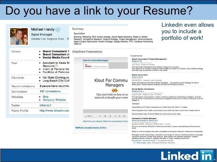 make a resume from linkedin - Minimfagency - linkedin resume