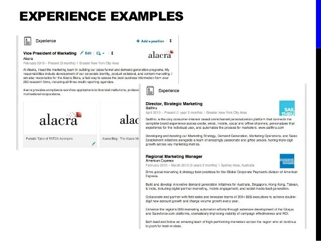 College Student Resume Example The Balance How To Use Linkedin As A College Student Get Jobs And