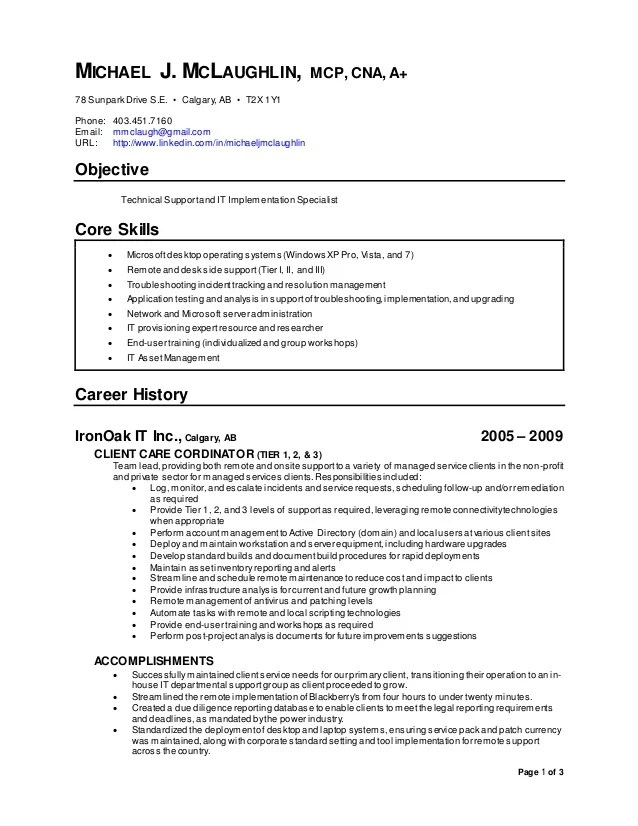 Outstanding Therapeutic Recreation Specialist Resume Photo - Entry - implementation specialist sample resume
