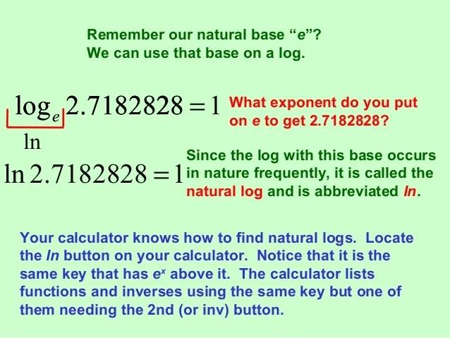 How to write log base 4 in calculator