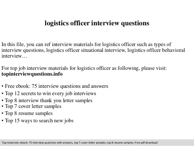 logistic officer resume - Minimfagency - ge security officer sample resume