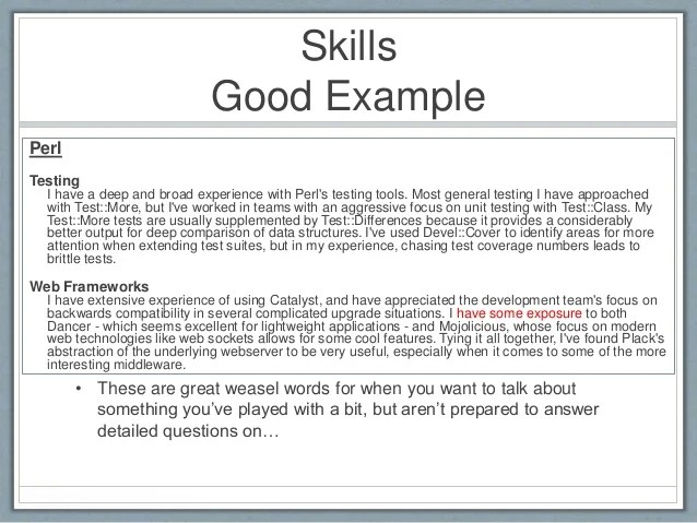 skills to mention in resumes - Yelommyphonecompany - additional skills on resume
