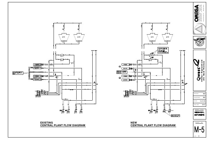 block diagram for chilled water