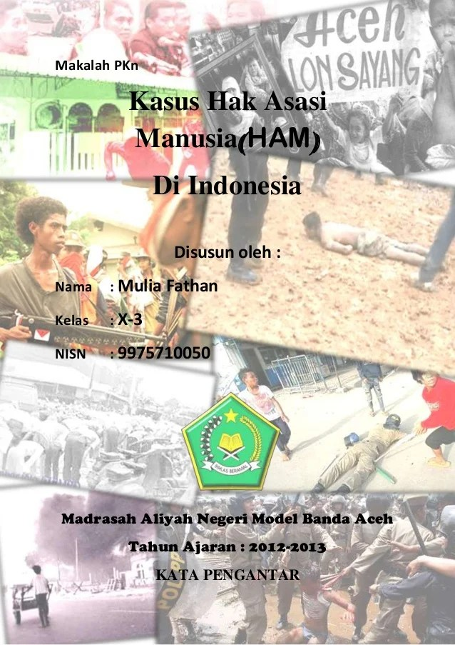 Gambar Pelanggaran Hak Asasi Manusia Pengertian Ham Atau Hak Asasi Manusia Human Rights Contoh Kasus Pelanggaran Ham Di Indonesia Newhairstylesformen2014