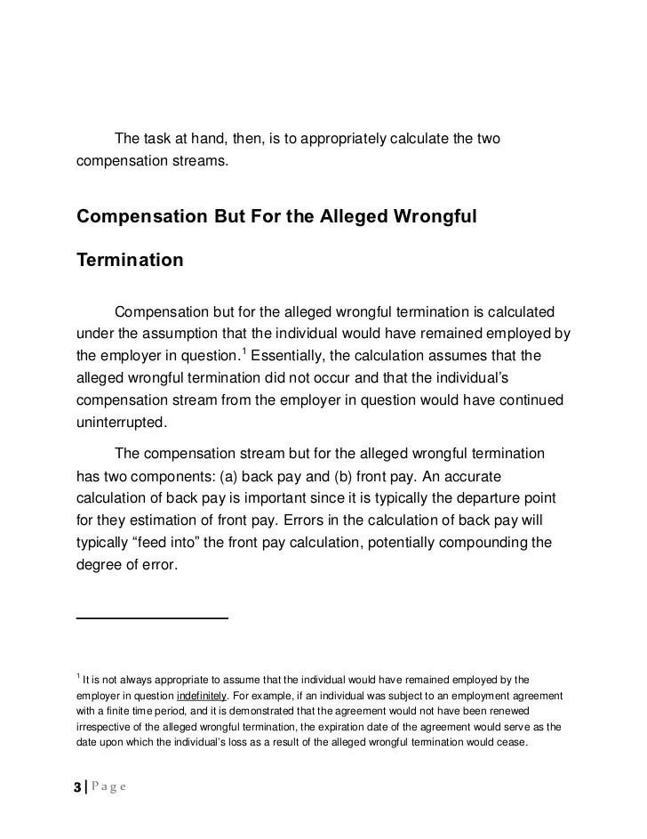 401k plan termination letter sample - Brucebrianwilliams - job termination letters