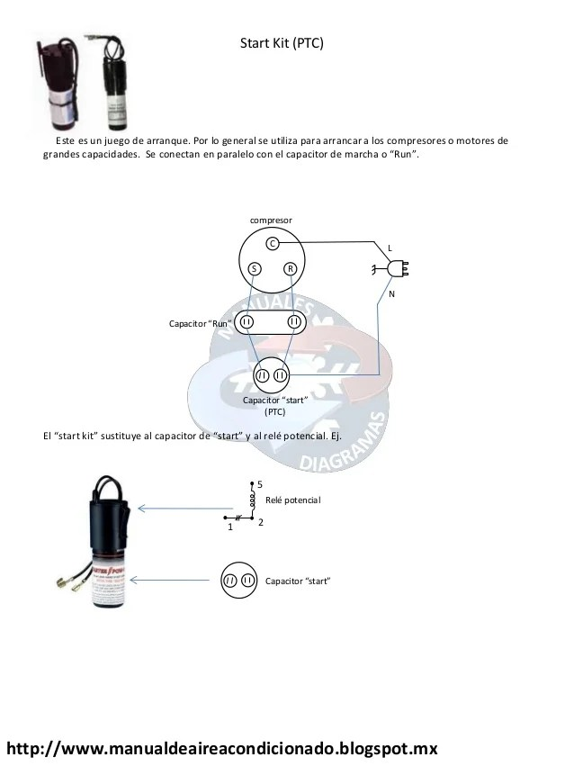 mexican start wiring diagram