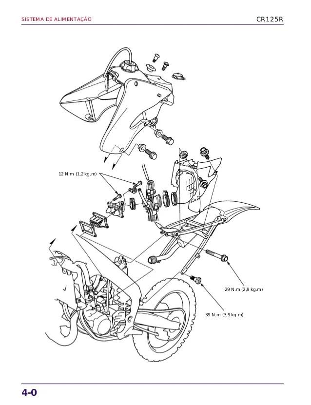 1997 suzuki rm125 wiring diagram