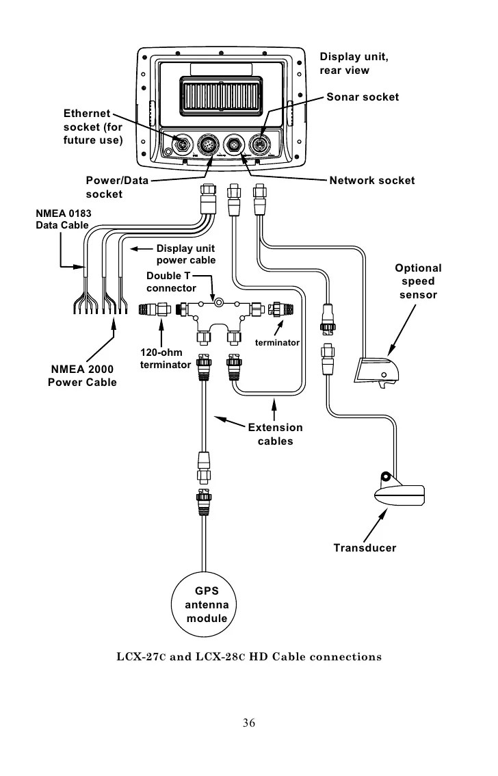 network cable connector diagram