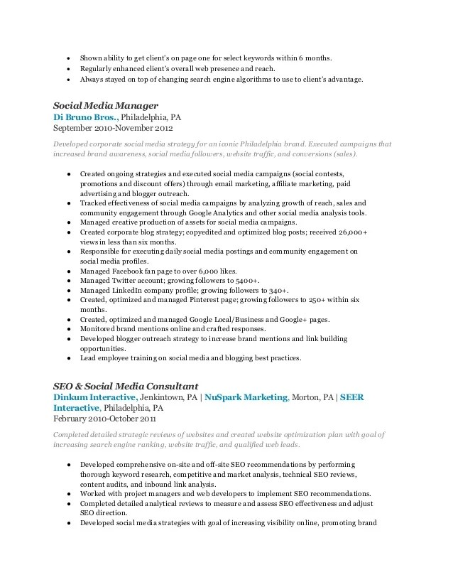 web manager resumes - Josemulinohouse - research and development manager resume