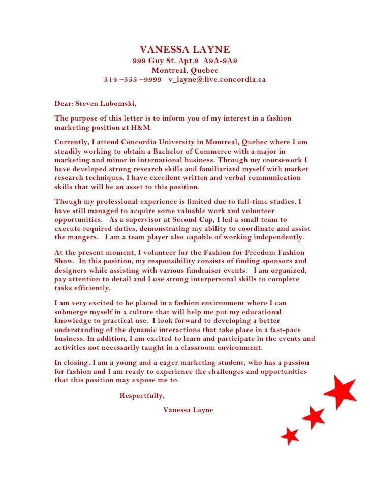 cover letter for english portfolio - Josemulinohouse