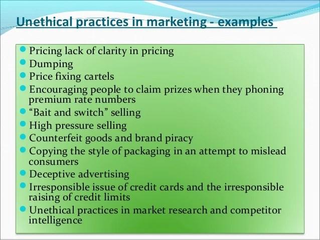 an essay criticizing marketing ethics Marketing ethics on studybaycom - marketing, essay - prowriter27, id - 105577.