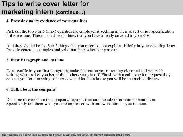 Cover Letter Sample For Fashion Internship | Sample Contractor ...