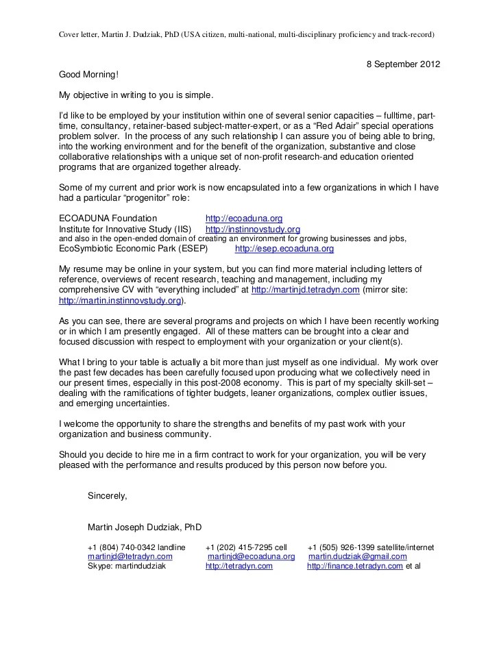un volunteer cover letter multimedia specialist sample resume ...