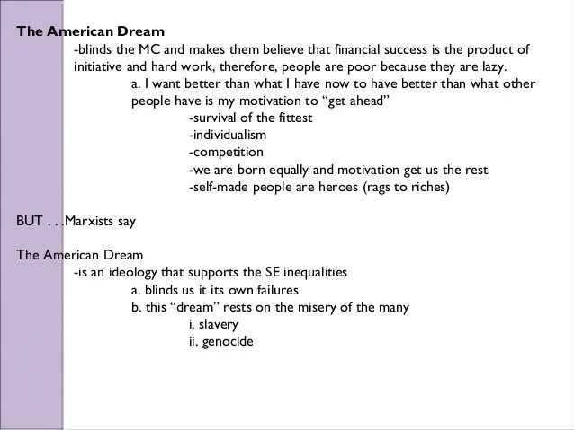 Literary Analysis On I Have A Dream