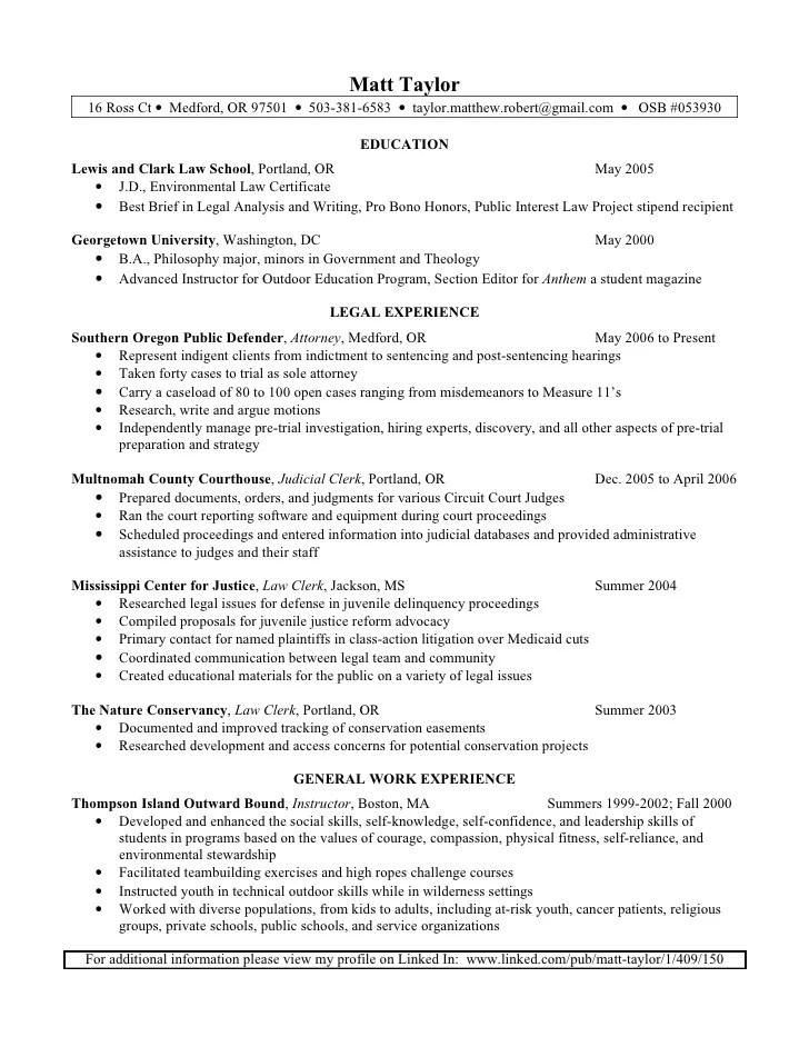 judicial law clerk resume - Onwebioinnovate