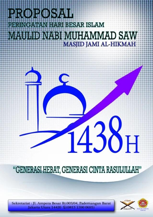Maulid Nabi Muhammad Saw 2017