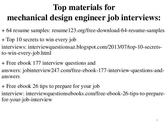 sample resume for mechanical design engineer - Pinarkubkireklamowe