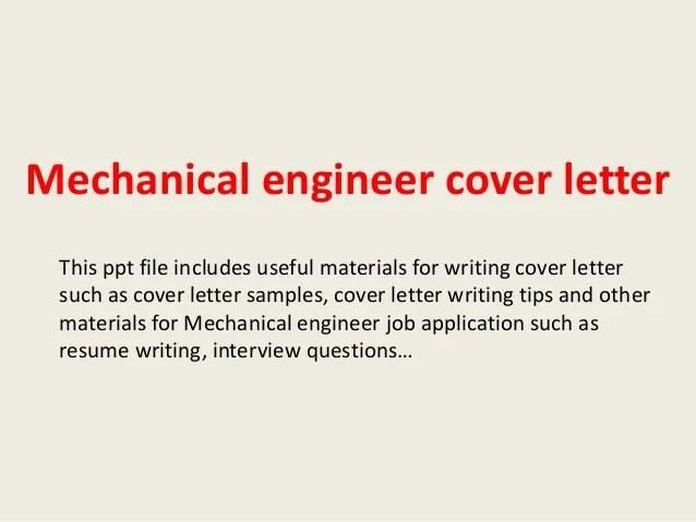 Cover Letter For Mechanical Engineering Jobs Fresh Graduate Free Letter Sample Download